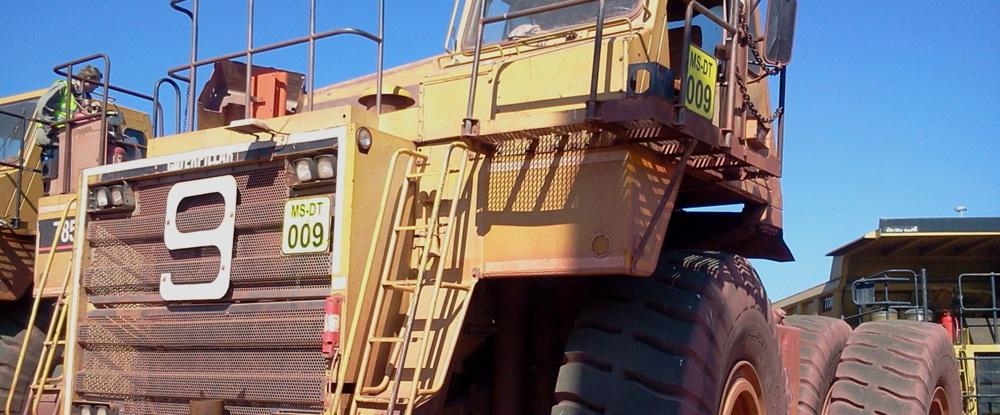 PT Coneq Equipment Inc  - Mining, Asset Managment, Heavy